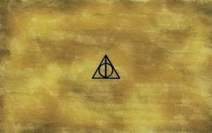 Deathly Hallows Symbol by Tiby312 on DeviantArt