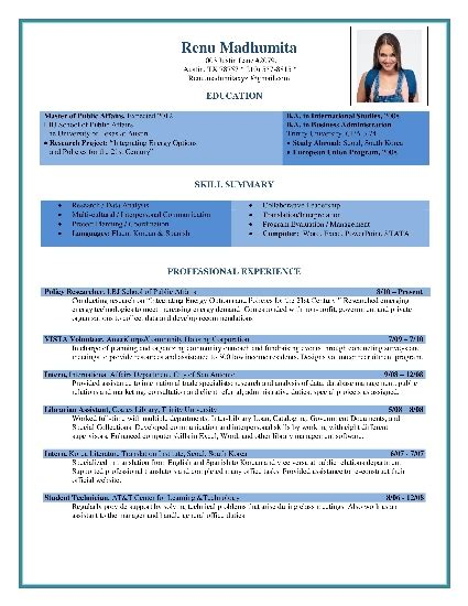 Professional Resume Format Word by Resume Format Sles Free Professional Resume