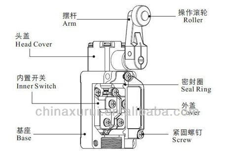 5105 manufacturers lift parts limit switch two way limit switch view two way limit switch