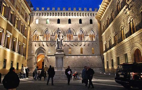 Sede Monte Dei Paschi Di Siena La Storia Recente Monte Dei Paschi Di Siena Trend