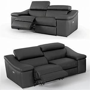 2 Sitzer Sofa Günstig : relax sofa ledersofa ledercouch funktionssofa funktionscouch sofa couch 2 sitzer ~ Frokenaadalensverden.com Haus und Dekorationen