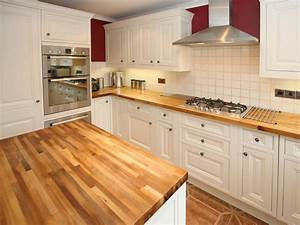 wood kitchen countertops pictures ideas from hgtv hgtv With kitchen colors with white cabinets with how to make stickers with a printer