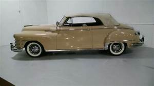 1948 Chrysler Windsor Highlander Convertible For Sale