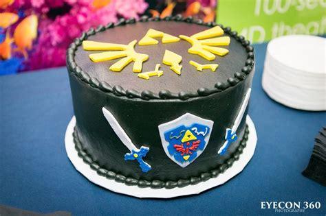 Legend Of Zelda Groom's Cake!
