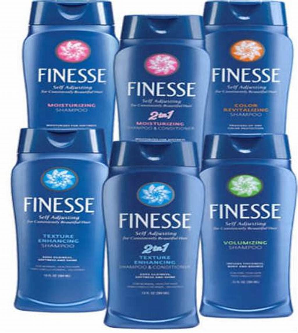 #Best #Finesse #Shampoos