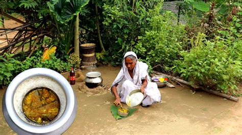 thakumar primitive lunch ideas foloi bhapa recipe