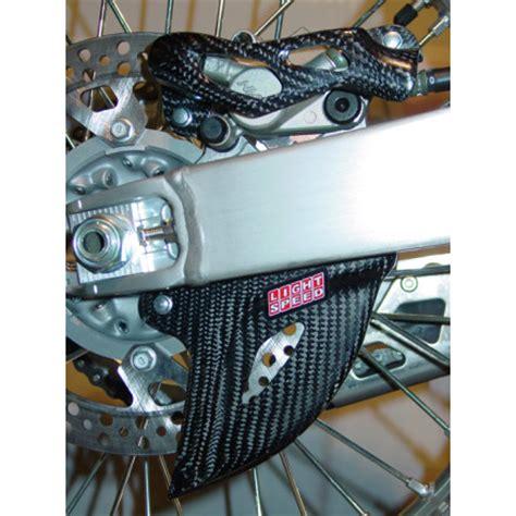 light speed carbon gytr lightspeed carbon fiber rear caliper disc guard