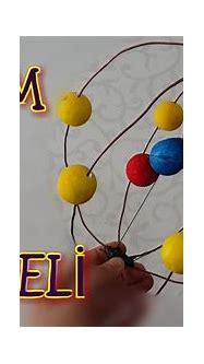 Atom Modeli 3D (Atom Model) - ViDoe