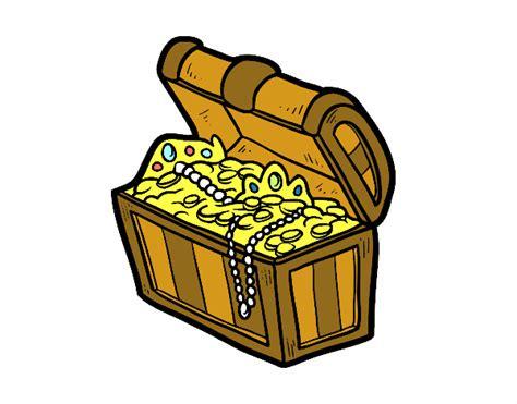 dessin de tr 233 sor pirate colorie par membre non inscrit le