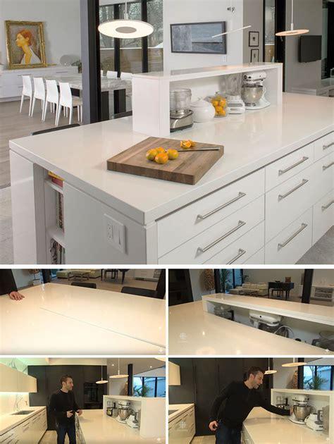 using kitchen cabinets in garage kitchen design idea your kitchen appliances in an 8797