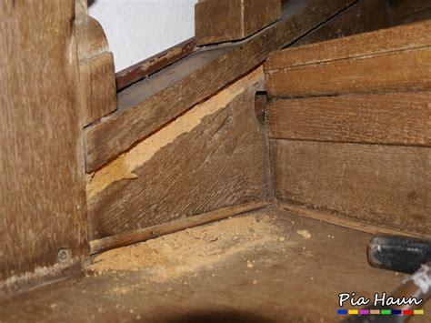 Holzwurm In Treppe by Holzschutz Privatgutachten Ingenieurb 252 Ro Pia Haun Trier