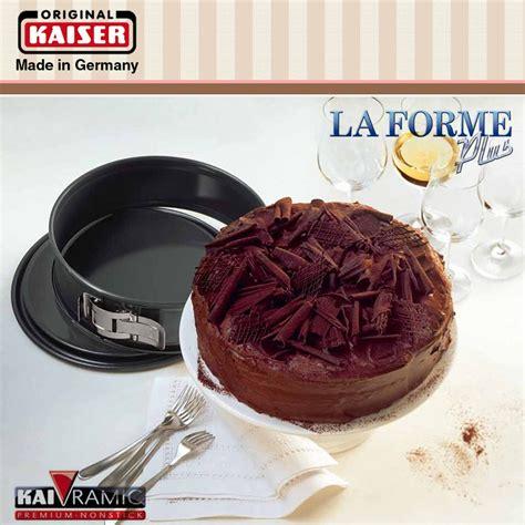 kaiser la forme kaiser la forme plus springform pan 28 cm cookfunky