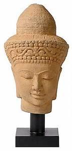 Buddha Aus Stein : buddha figur kopf aus stein im sale kaufen ~ Eleganceandgraceweddings.com Haus und Dekorationen