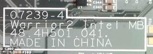 Hp Cq60 Cq70 G50 G60 G60t Wistron Warrior 07239