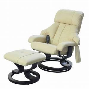 Fauteuil Relax Ikea : fauteuil massant relaxant ~ Teatrodelosmanantiales.com Idées de Décoration