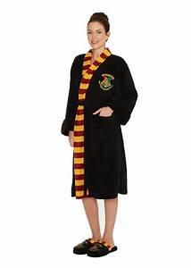 Vetement Harry Potter Femme : peignoir femme poudlard harry potter 2790 ~ Melissatoandfro.com Idées de Décoration