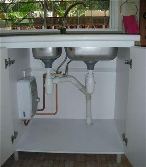 kitchen sink no water words through my fingers renovation water heaters 5869
