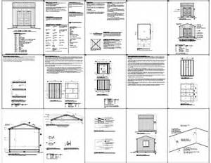diy 10x14 shed plans details nanda