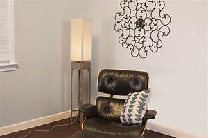 Floor, Lamp