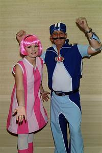 Sportacus LazyTown - Hire