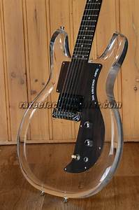Dave Grohl Clear Guitar price:$489 - Electric Guitars for sale