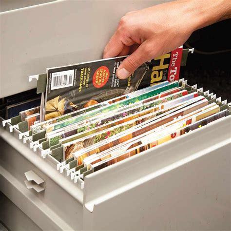 Zeitschriften Aufbewahrung by 24 Clever Storage Ideas For To Store Stuff Home And