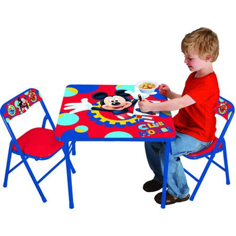 mickey mouse activity table disney mickey mouse clubhouse capers activity table set