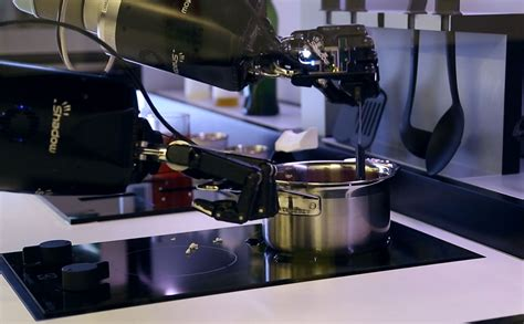 cuisine futur robotic chef can cook michelin food in your kitchen