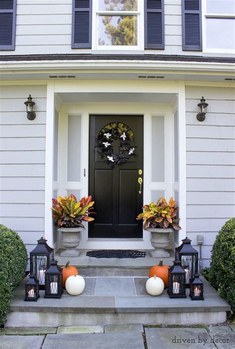 lanterns on front porch best of fall decorating ideas inspiration driven by decor