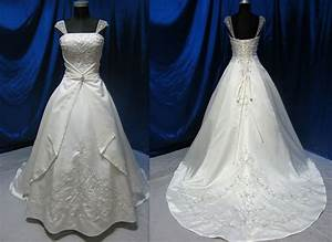 Fall wedding dresses for second time older brides wedding for Second time wedding dress
