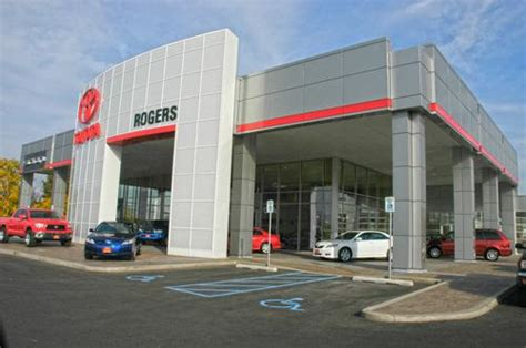 rogers toyota car dealership  lewiston id