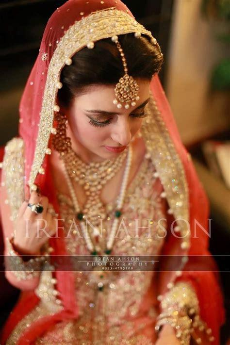 pakistani bridal shararas pink inspiration irfan ahson