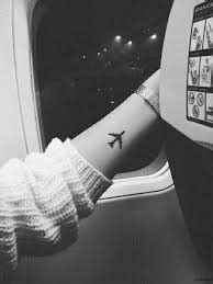 What Does Airplane Tattoo Mean? | Represent Symbolism