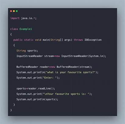 Bufferedreader Java Class Example Tutorial