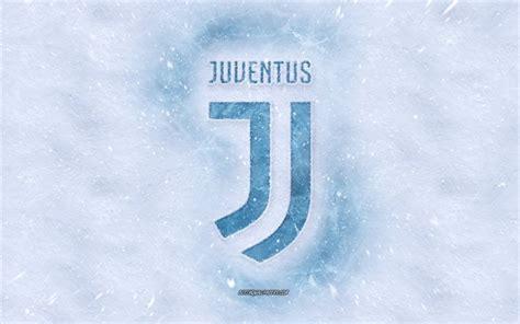 Download wallpapers Juventus FC logo, winter concepts ...