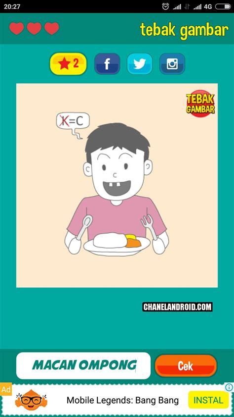 Permainan tebak gambar adalah salah satu permainan yang sangat menarik untuk anda mainkan. Kunci Jawaban Game Tebak Gambar Level 14 | chanelandroid