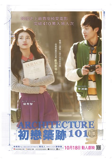 Movie Poster  Architecture 101