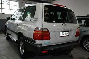 1999 Toyota Landcruiser Fzj105r Snowy Gxl