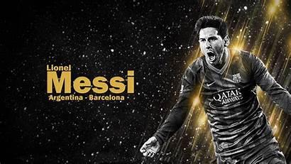 Messi Background Desktop Lionel Wallpapers Leo Barcelona