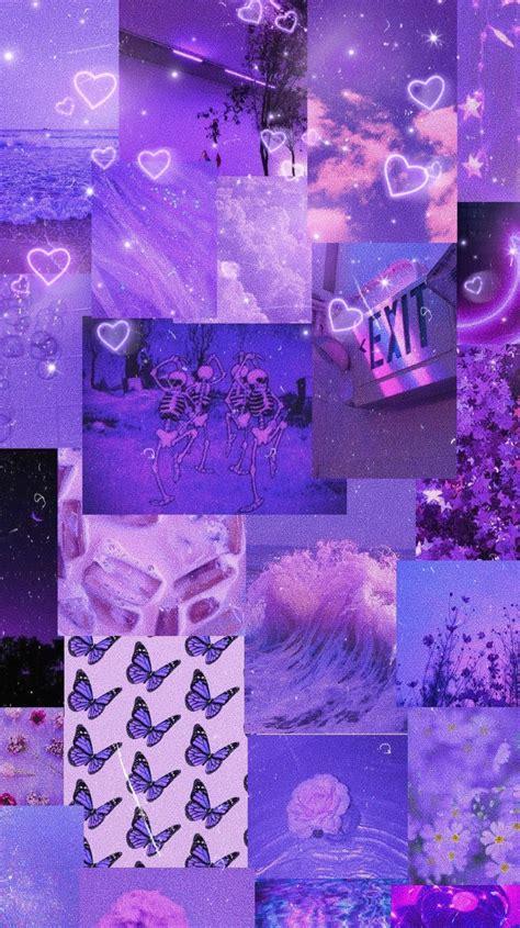 purple aesthetic wallpaper in 2020 purple aesthetic