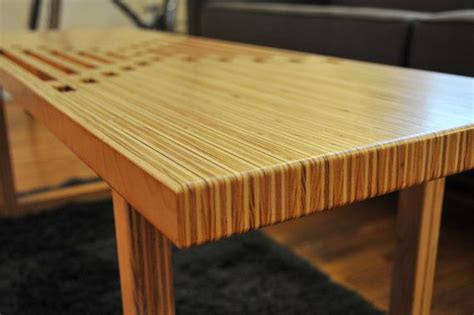 duquesne coffee table coffee table bench plywood table