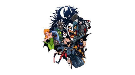 Batman The Animated Series Wallpaper - batman the animated series wallpaper batman btas