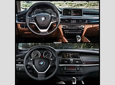 F16 BMW X6 vs E71 BMW X6 PHOTO COMPARISON