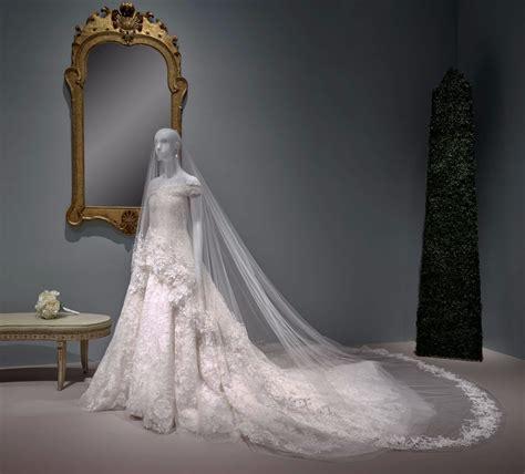 amal clooneys wedding dress  display popsugar fashion