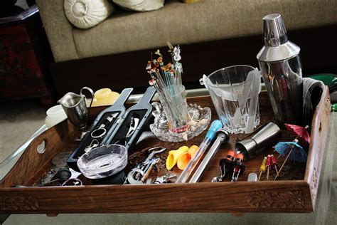Bar Accessories: Make Your Bar Area as Cool as Your ...