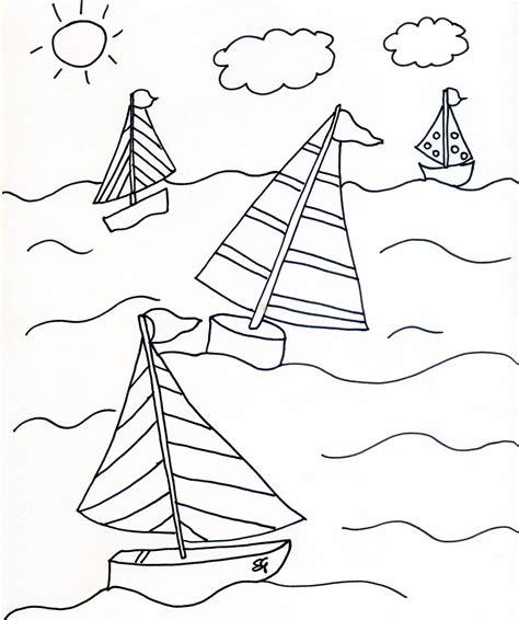 disegni estate  bambini da colorare gratis