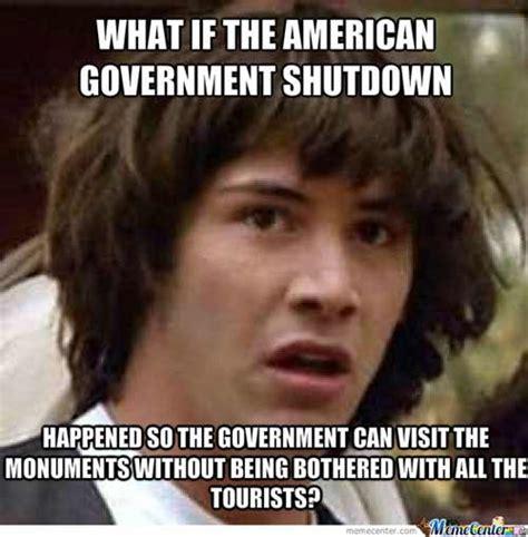 Shutdown Meme - the 10 best government shutdown memes of all time