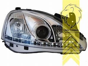 Opel Corsa C Scheinwerfer Links : liontuning tuningartikel f r ihr auto ~ Jslefanu.com Haus und Dekorationen