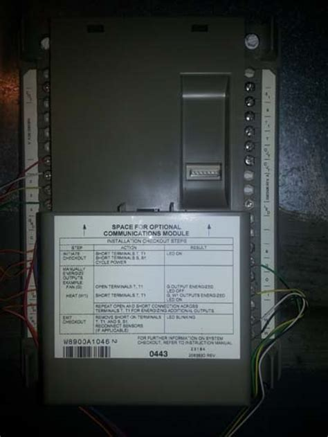 replacing  honeywell pc  nest thermostats doityourselfcom community forums