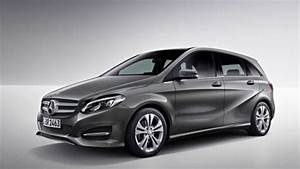 Mercedes Benz Classe B Inspiration : 2017 mercedes benz b class youtube ~ Gottalentnigeria.com Avis de Voitures